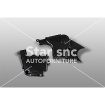 Timing chain cover suitable for Fiat Punto – EAN  46782789 sup + 46786573 inf