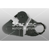 Timing chain cover suitable for Citroen, Peugeot e Fiat – EAN  0320.H2 – 0320.H3 – 0320.F9