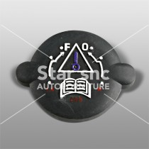 Radiator cap suitable for Citroen e Peugeot – EAN 1306.C7– 1306.84-85-99 – 9638001280