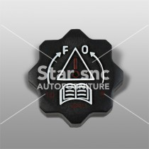 Radiator cap suitable for Citroen, Fiat, Lancia e Peugeot – EAN 1306.E0-1306.C6 – 9634989480