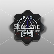 Radiator cap suitable for Citroen, Fiat, Lancia e Peugeot – EAN  1306.E4 – 1306.C9 – 9638001280